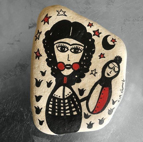 Arab Mothers Pebble 3