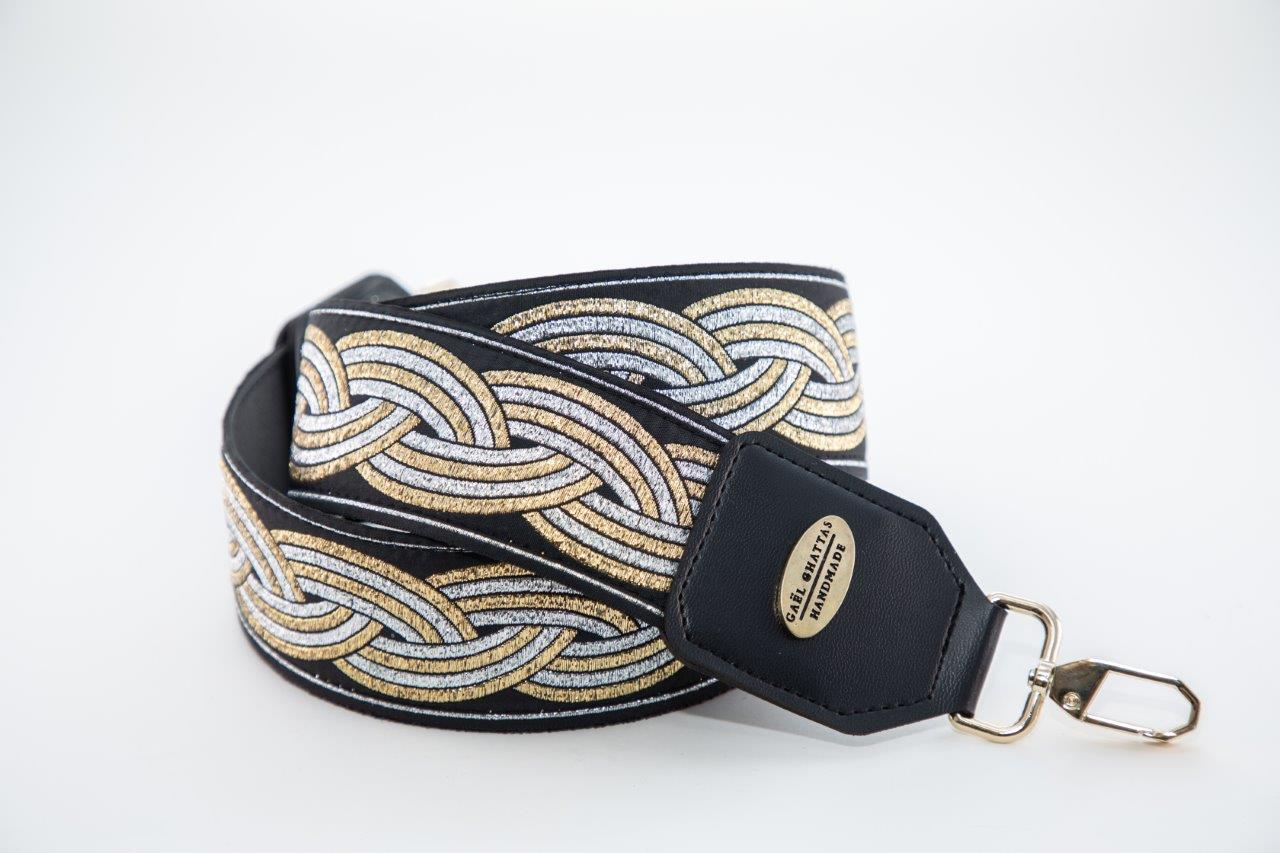 Tangled strap