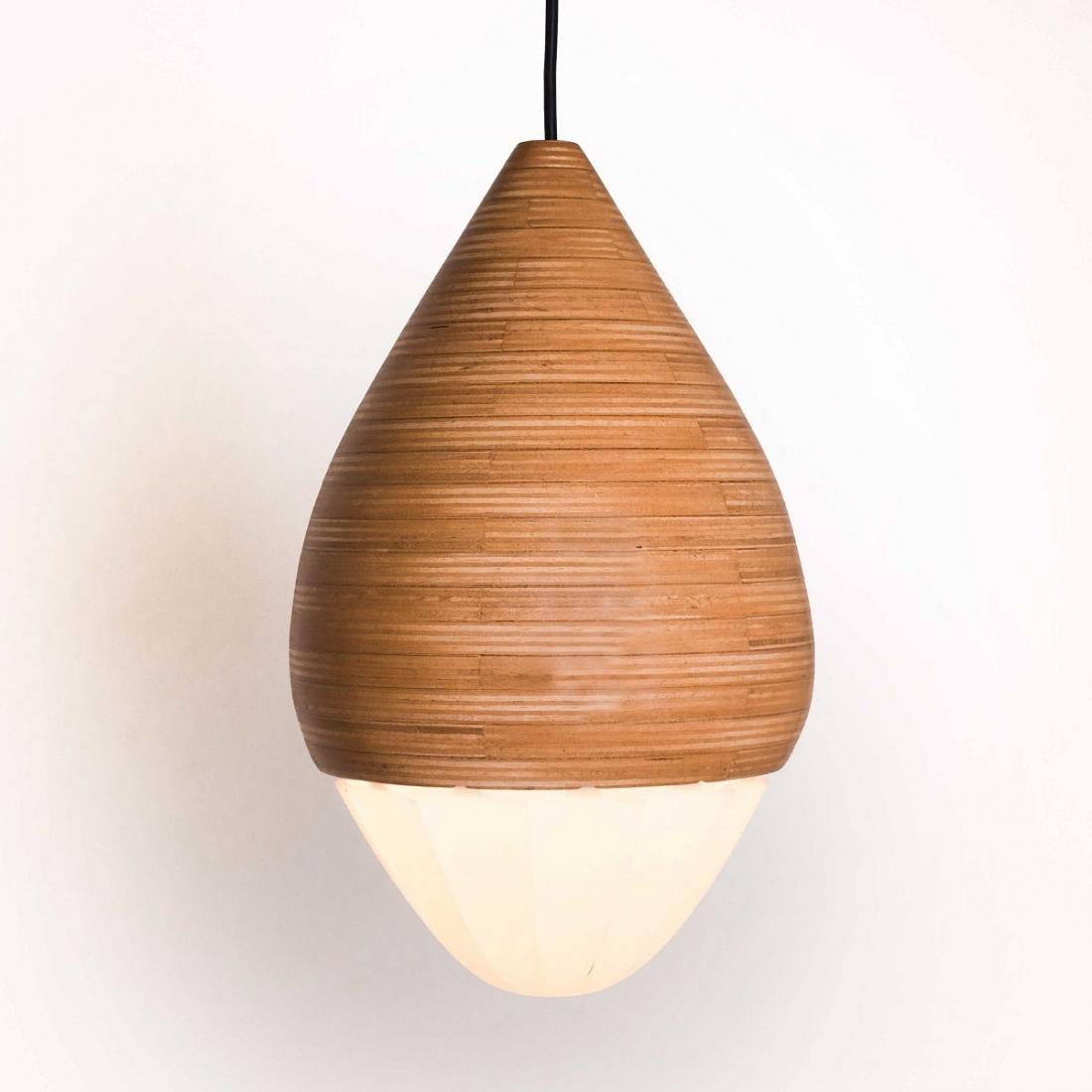 Hive Plywood Multifunctional Lamp Globe