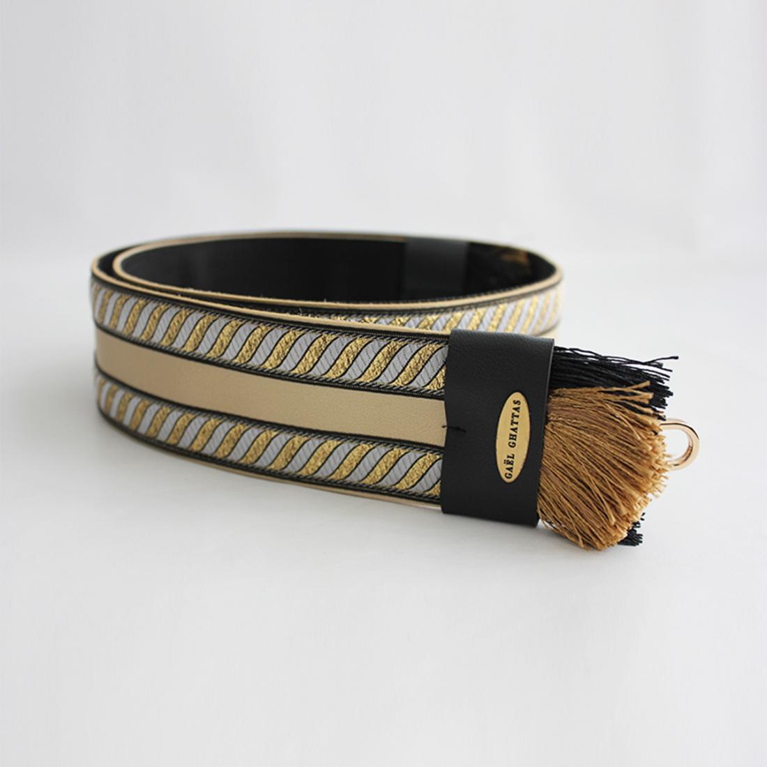 BOHO Ethnic Fabric Crossbody BAG STRAP