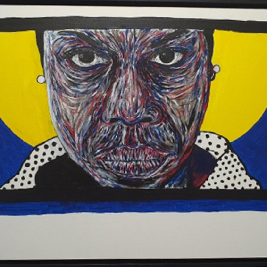 Nina Acrylic on Canvas